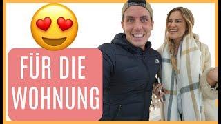 ERLEDIGUNGEN FÜR DIE NEUE WOHNUNG 😍 | 23.01.2019 | DailyMandT