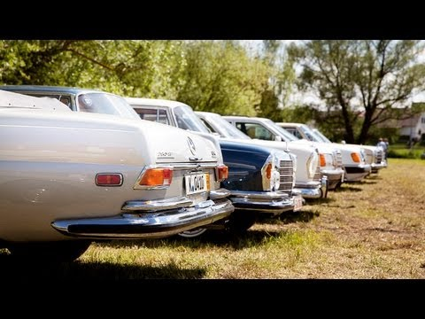 Oldtimer in Ornbau – vdh is celebrating jubilee! - Mercedes-Benz original