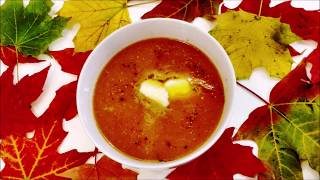Healthy and Hearty Fall Tomato Soup | Recipe by Mother