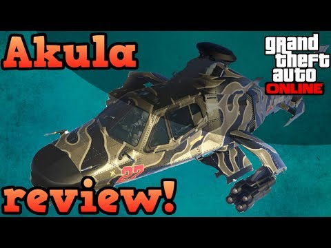Akula Review! - GTA Online Guides