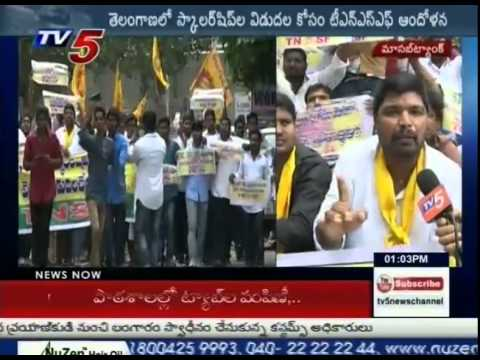 TNSF Demands to Release Students Scholarship Funds : TV5 News