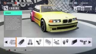 Forza Horizon 3 In-Depth Drift Tuning Guide