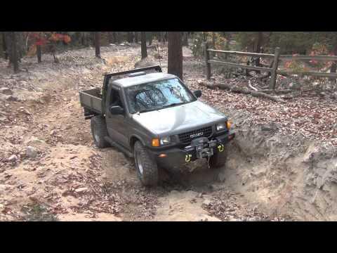 Isuzu Pickup 4 Uwharrie Oct 2012