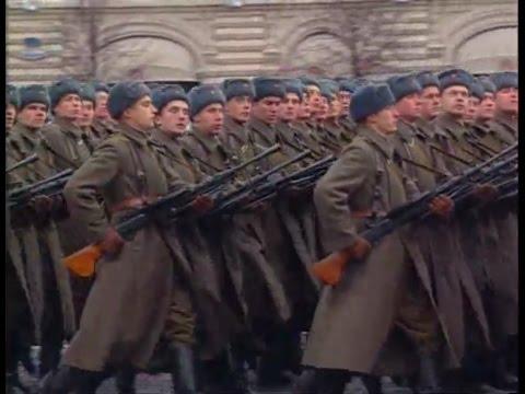 Russian Honor Parade, 7 November 2006 Парад 7 Ноября