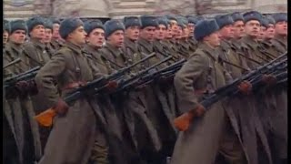 Russian Honor Parade, 7 November 2006 Парад 7 Ноября