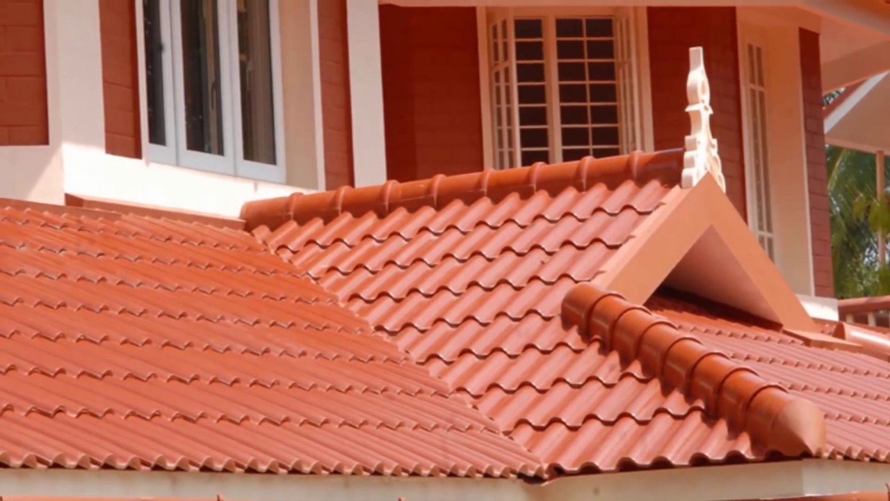 Bangalore Tile Company Mangalore Roof Tiles Youtube