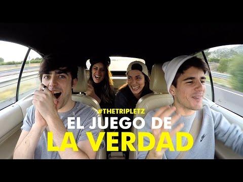 EL JUEGO DE LA VERDAD  TheTripletz & DulceAlba  TAG
