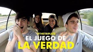 EL JUEGO DE LA VERDAD - #TheTripletz & #DulceAlba - TAG