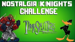 TIMESPLITTERS: FUTURE PERFECT - Nostalgia (K)nights Challenge