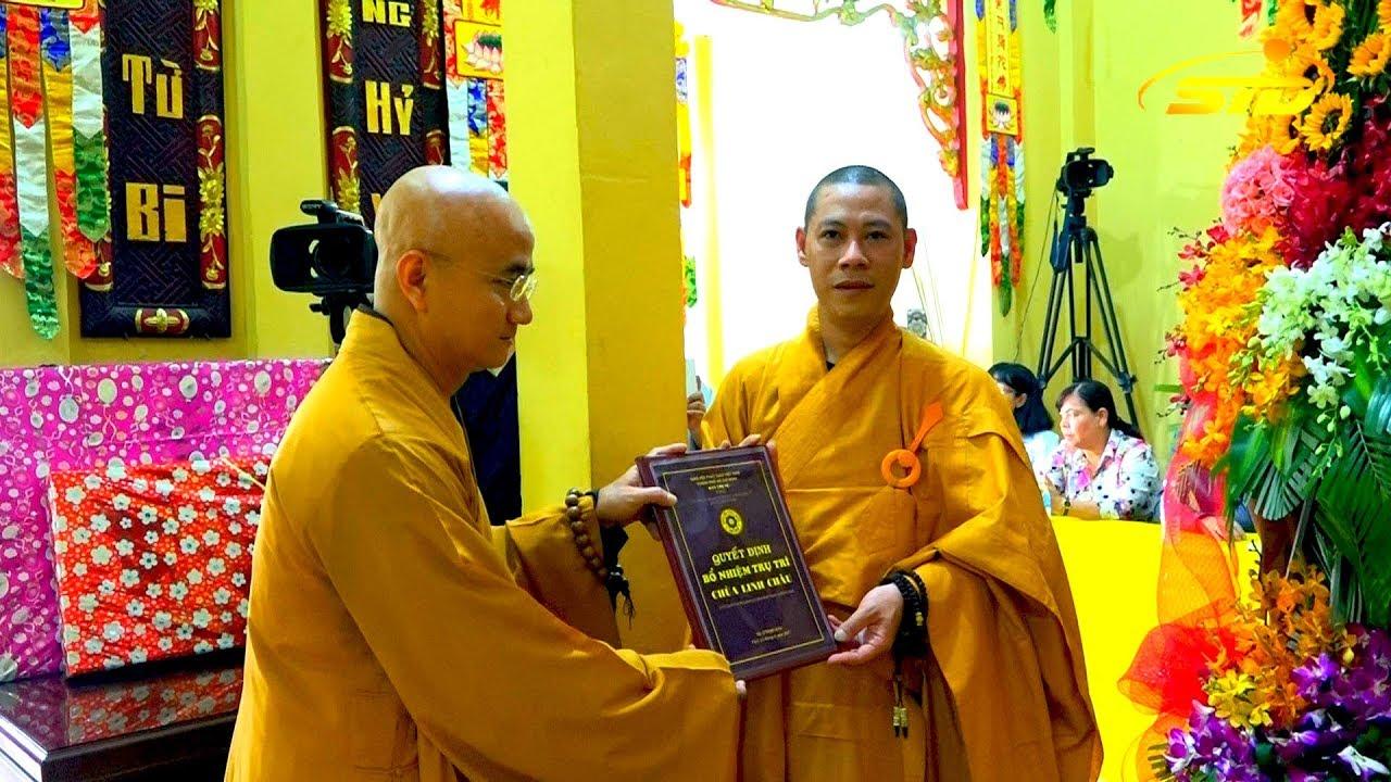 Lễ Bổ Nhiệm Trụ Trì Chùa Linh Châu – Bình Thạnh