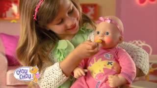 CHOU CHOU Nemocná panenka