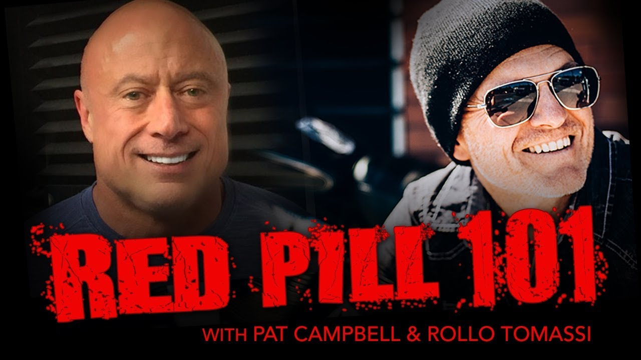 Rollo 24 Red Pill 101 Ep 24 10 Ways Women Manipulate Men