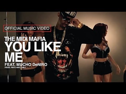 The MIDI Mafia - You Like Me feat Mucho DeNiro (Official Music Video)