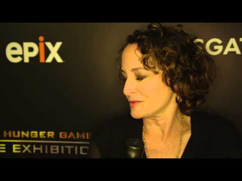 Nina Jacobson Interview - The Hunger Games Exhibition [HD]