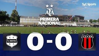 Deportivo Riestra 0 vs. Defensores de Belgrano 0 | Fecha 12 | Primera Nacional 2019/2020