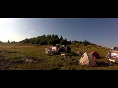 Rumunia 2013 Maramuresz Wyprawa Off-Road