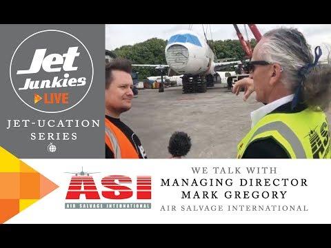 Jet Junkies Live | Mark Gregory ASI