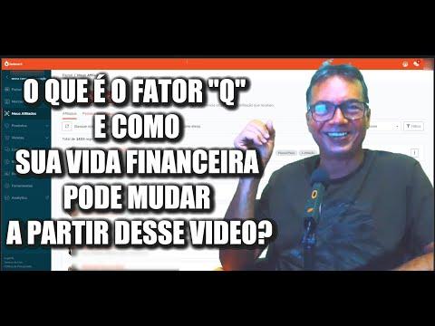 """O QUE É O FATOR """"Q""""  E COMO SUA VIDA FINANCEIRA PODE MUDAR A PARTIR DESSE VIDEO?"""