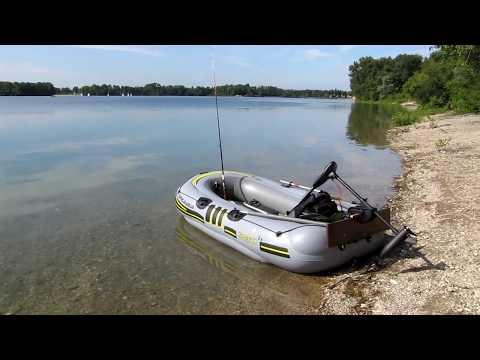 sevylor xr86gtx schlauchboot mit sbm 18 elektromotor doovi. Black Bedroom Furniture Sets. Home Design Ideas