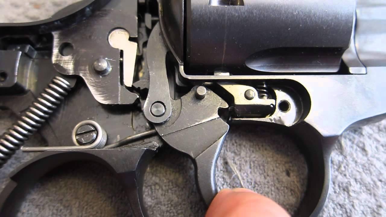 Project Alpha 9261 - Trigger Rest - Internal View