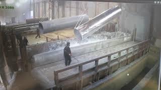 대형강관 용융 아연도금 지테크산업(주)
