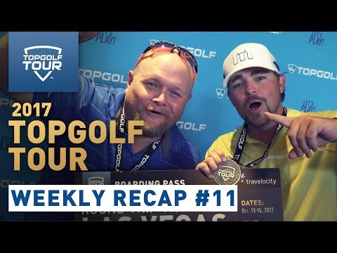 Week 11 Recap | 2017 Topgolf Tour | Topgolf