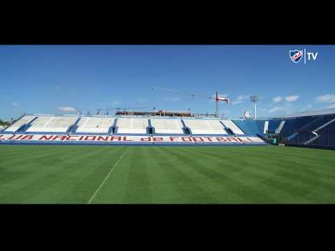 Sigue creciendo nuestro Gran Parque Central, el Primer Estadio Mundialista