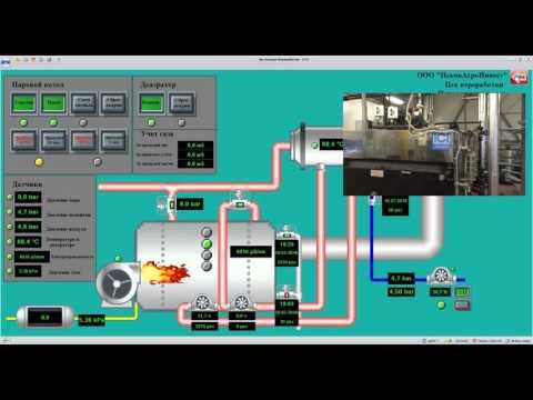 Инженерные коммуникации в загородном доме . Видеообзор. Площадь дома 400 м2