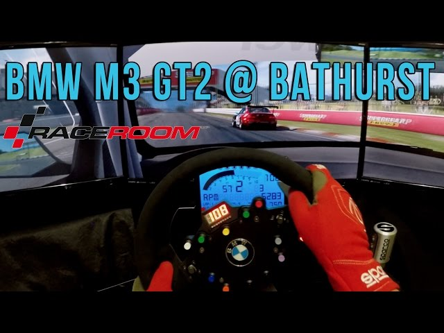 Raceroom - BMW M3 Gt2 @ Bathrust