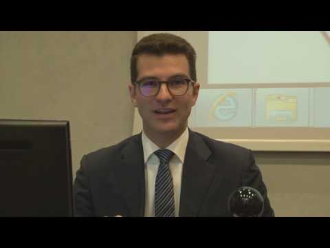 Italia Startup VISA #9 - Introduction to tax law and obligations - Flavio Notari