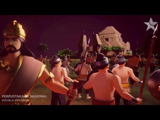 Animasi Naskah Kuno Negara Kretagama
