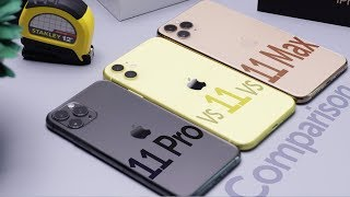 Download iPhone 11 vs 11 Pro vs 11 Pro Max - Which Should You Get? Mp3 and Videos