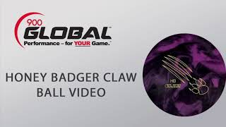 900 GLOBAL Honey Badger CLAW Ball Review