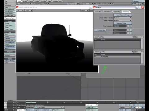manual depth pass in newtek s lightwave 3d youtube rh youtube com Anime Lightwave Inside 3D Lightwave 5