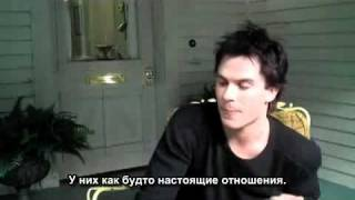Интервью Йена Сомерхалдера для Zap2it