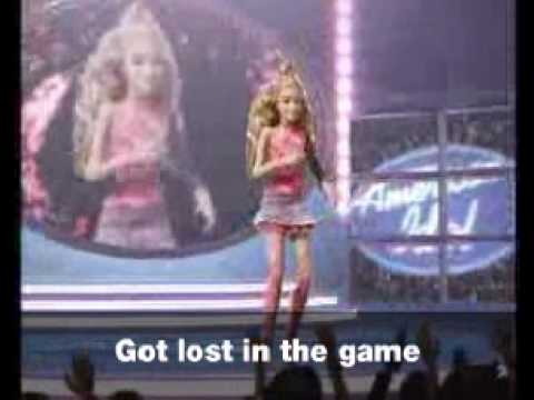 winning American Idol but its a video game - YouTube