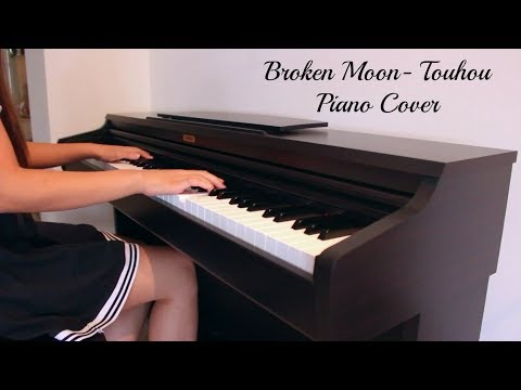 Broken Moon - Touhou // Piano Cover