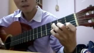 Tình như lá bay xa - Jimmy Nguyễn cover by DKM