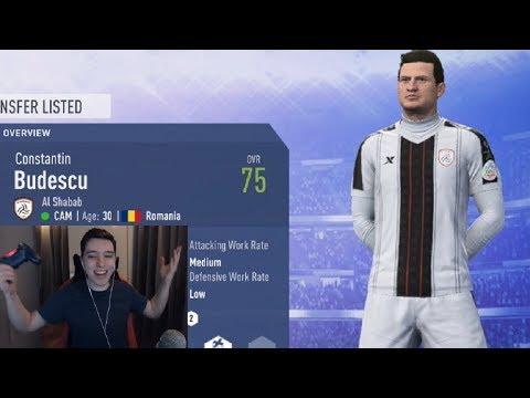 CONSTANTIN BUDESCU LA DORTMUND !!! CARIERA cu BORUSSIA DORTMUND #16 / FIFA 19 ROMANIA !!