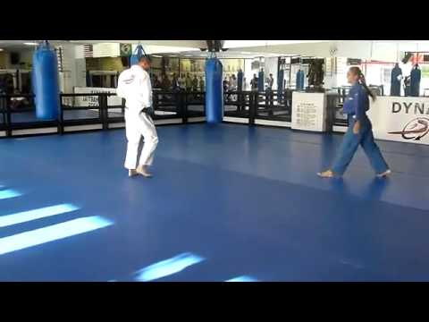 Ronda Rousey Judo demo 11_13_2011 Dynamix Grand Opening