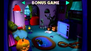 the simpsons hit and run cheats and run its halloween