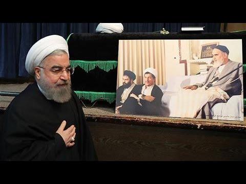 Iran's Rouhani Praises Influential Moderate Rafsanjani
