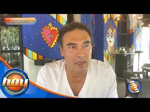 Eduardo Yáñez se recupera exitosamente de la cirugía a la que se sometió | Programa Hoy