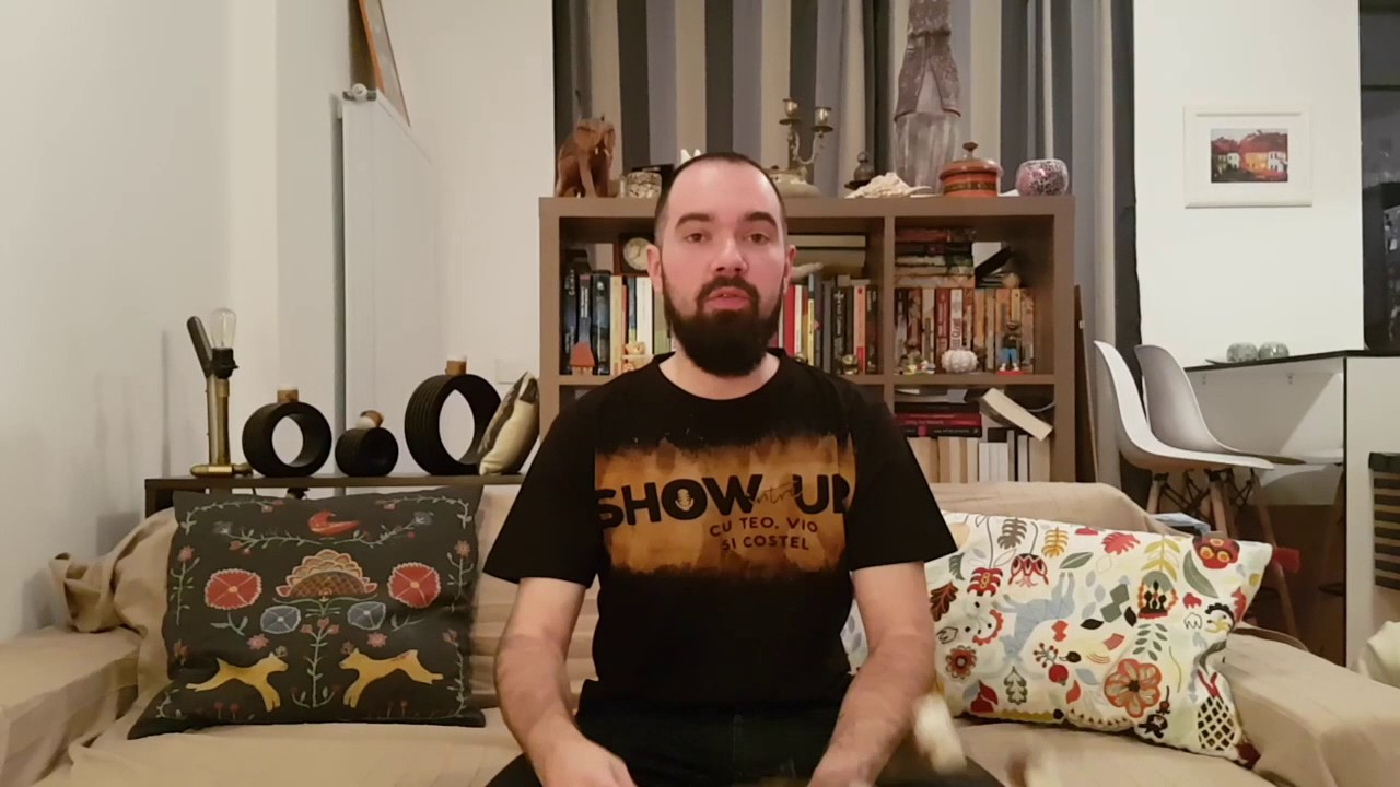 "Teo - Stand-Up Comedy ""Aprostcalipsa"" - Timisoara 27 Februarie"