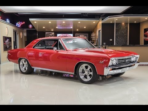 1967 Chevrolet Chevelle | Classic Cars for Sale Michigan