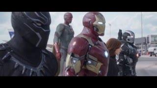 Первый мститель: Противостояние (2016) | Трейлер