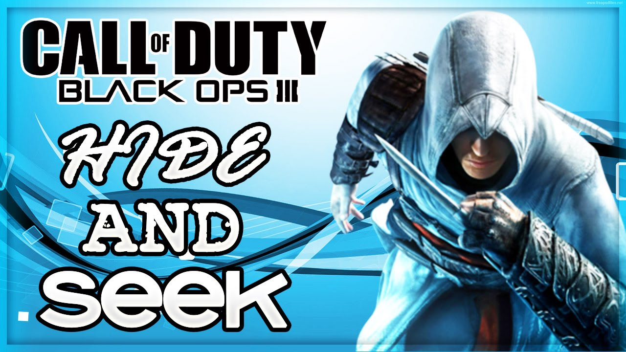 Release - Call of Duty: Black Ops 3 Mods   Prop Hunt Mod ...