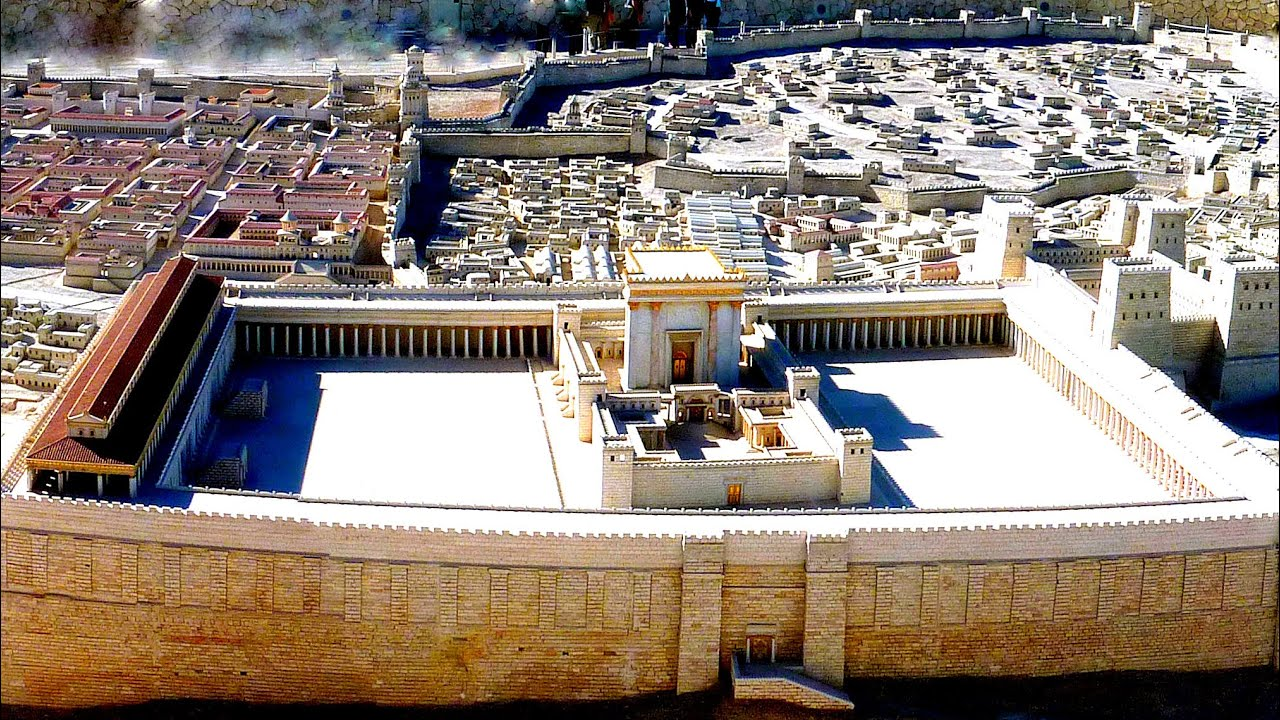 Jerusalem and the Second Temple