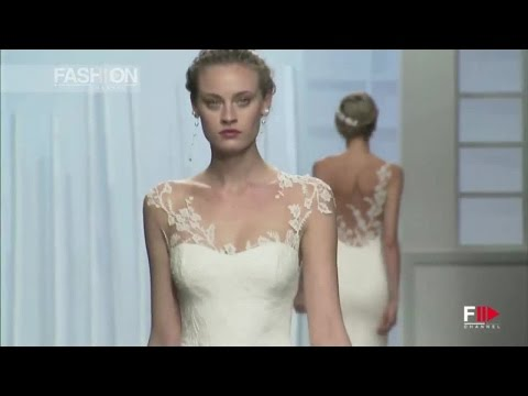 ROSA CLARA\' Barcelona Bridal Week 2015 by Fashion Channel - YouTube