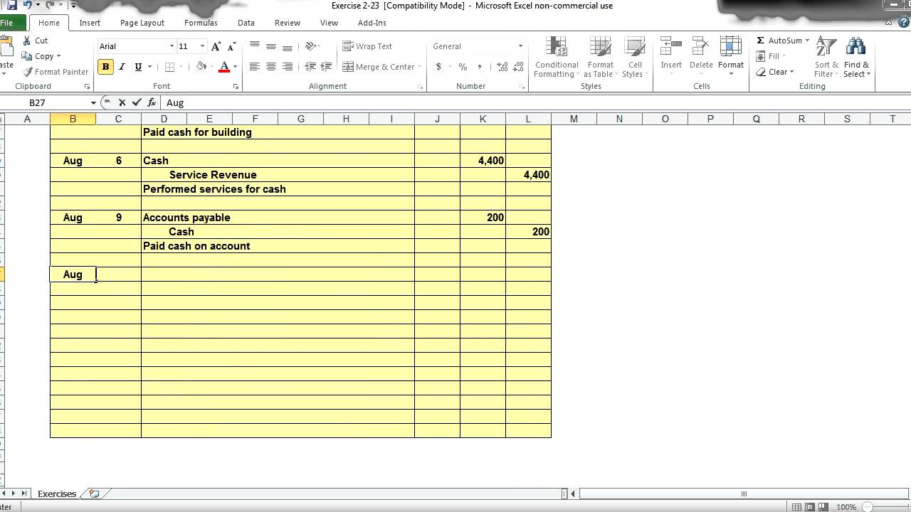 Can you help journalize this for accounting?